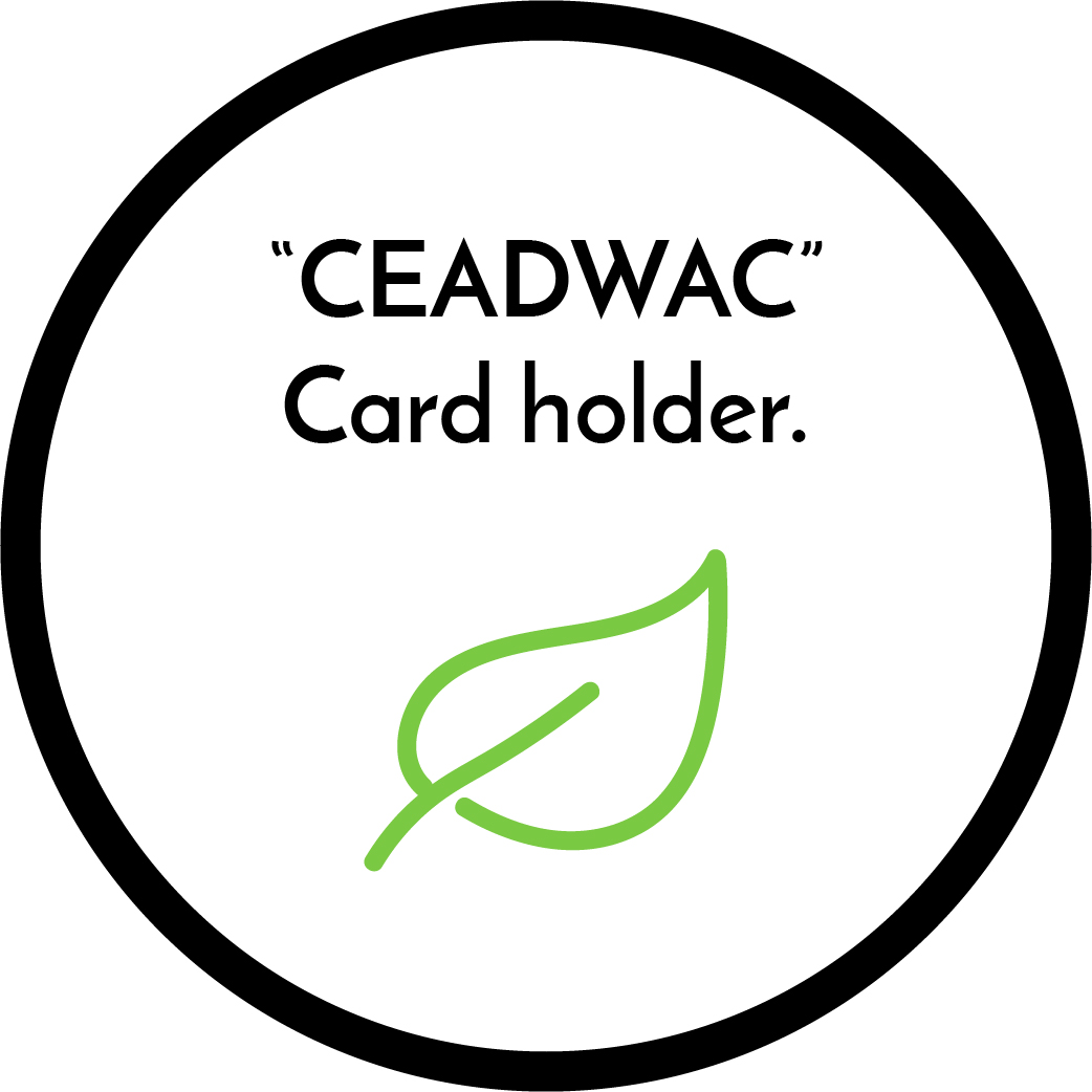 CEADWAC Card holder